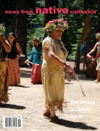 News from Native California